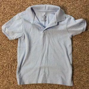 Boys size 7 Chaps shirt